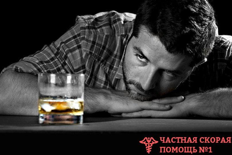 Почему у алкоголика короткий век